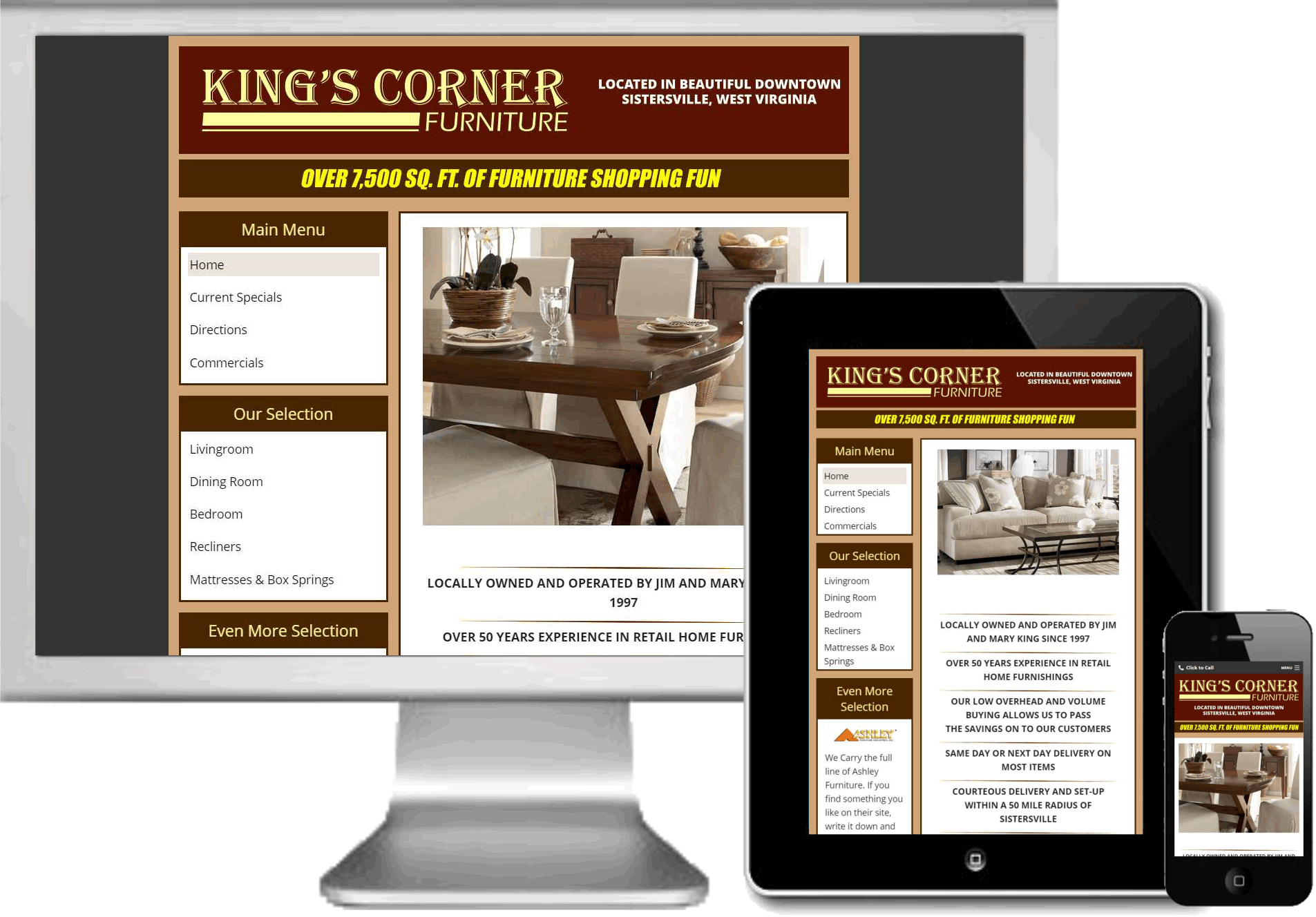 Kings Corner Furniture